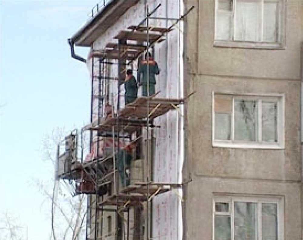 Сметы на ремонт фасадов сайдинг