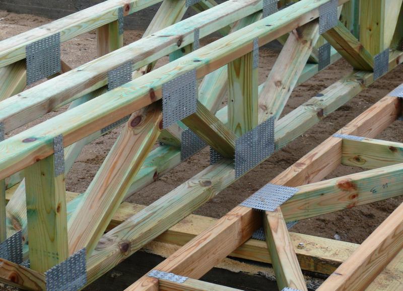 Перекрытия по деревянным балкам 59