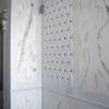 Декоративная штукатурка в ванной - оригинальное решение для неординарных людей (фото).