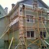 Штукатурка фасада дома - описание работы, особенности материала, стоимость.