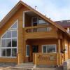 Проекты дачных домов из бруса. Дачи из бруса фото. Как построить свой дом зимой - советы и рекомендации