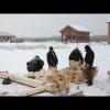 Строительство домов из клееного бруса цены