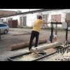 Проект пилорамы с сушилкой