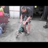 Самодельные пилорамы из бензопилы
