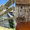 Фото ремонта частного дома.  Какая разница между домом и коттеджем.
