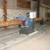 Самодельные станки для производства профилированого бруса