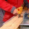 Распиловка и соединение древесины.