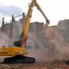 Демонтаж и снос зданий в Петербурге