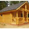Строительство дома из клееного бруса. Цена на строительство из бруса, фото, видео.
