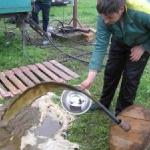 Самостоятельное бурение скважин на воду