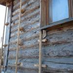 Ремонт старого деревянного дома фото