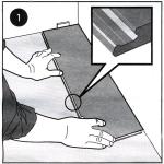 Покрытия для пола на основе бумаги