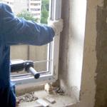 Монтаж металлопластикового окна своими руками правильный