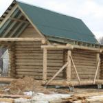 Дом построить из бруса с нуля