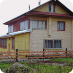 Дачные дома фото