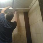 Отделка краев ванной