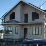 Наружная отделка дома из газосиликатных блоков