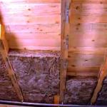 Как обшить потолок панелями?