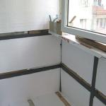 Утеплить балкон пенопластом