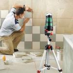Отделка между ванной и стеной