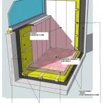 Строим балкон на первом этаже