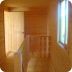 Проекты деревянных одноэтажных домов