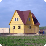 Брусовые дома из Костромы
