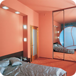 Как наклеить стеклообои на потолок?