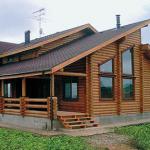 Дома оцилиндровка костромская область