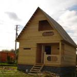 Строительство домов из бруса в ко