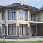 Короед серый фасад