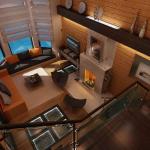Шикарный интерьер квартир