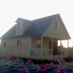 Расчет бруса на дом