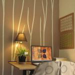 Варианты покраски стен в квартире фото