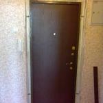 Как сделать откосы входной двери?