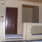 Дом из клееного бруса 8х8