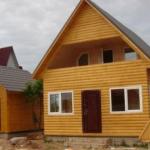 Строительство домов из бруса в Твери