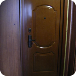 Отделка откосов двери своими руками