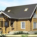 Проекты домов из Оцелиндровки