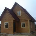 Проекты старинных деревянных домов