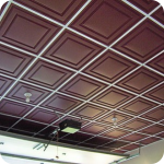 Чем обшить потолок в частном доме