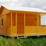 Строим дом из бруса советы профессионалов
