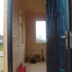 Строительство одноэтажных домов из бруса: основы технологии, фото, советы, видео.
