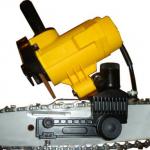 Заточной станок для цепей бензопил: описание, технические характеристики, фото, видео.