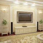 Как отделать стены в классическом стиле?