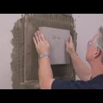 Клей для плитки расход плюс песок