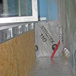 Как обшить стены пластиком видео?