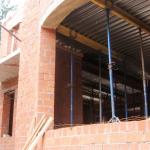Как выровниваь деревянные межэтажные балки?
