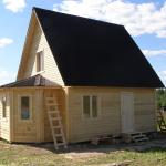 Пестово дома из бруса