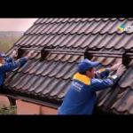 Крыша на дом из газобетона